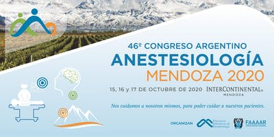46 º Congreso Argentino de Anestesiología