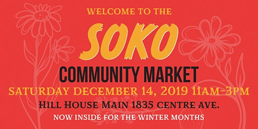SOKO Community Market - December 2019