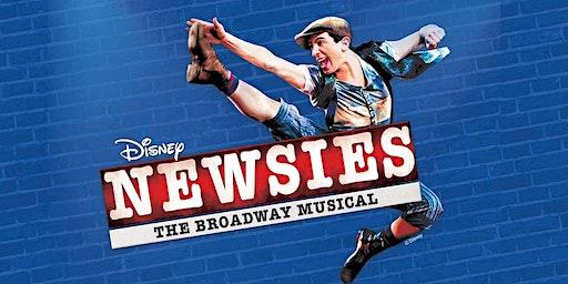 """""""Disney's Newsies"""""""