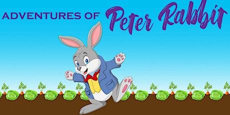 """""""The Adventures of Peter Rabbit"""" tickets"""