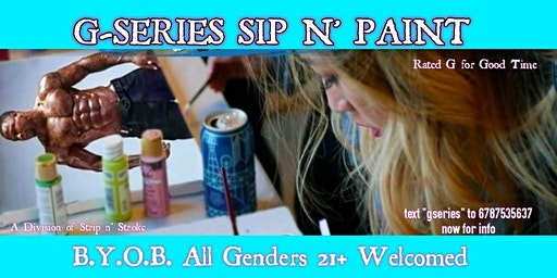 G-Series Sip & Paint Experience Atlanta