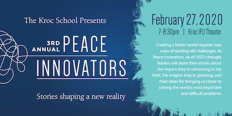 Peace Innovators 2020 tickets