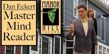 Master Mind Reader Dan Eckert tickets