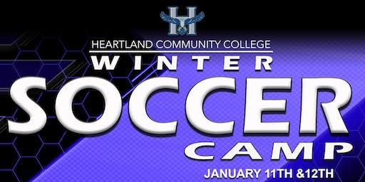 Heartland Community College Winter Soccer Camp