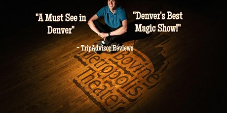 "Scotty Wiese: ""Mile High Magic"" tickets"