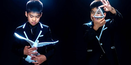James Chan: Prodigy Magician & Juggler tickets