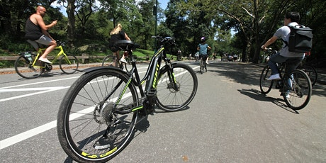 Central Park E-Bike Tour tickets