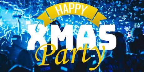 Happy X-Mas Party • Barbed Wire • Mi 25.12.19 Tickets