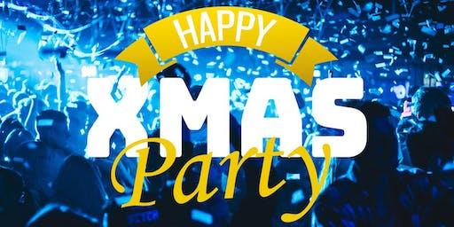 Happy X-Mas Party • Barbed Wire • Mi 25.12.19