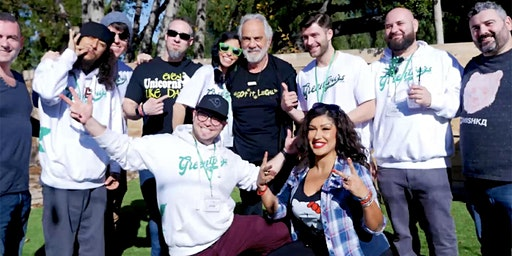Celebrity Cannabis Tour With Tommy Chong