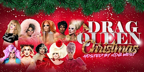 """A Drag Queen Christmas"" tickets"