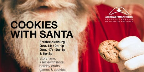 Cookies With Santa - Free Event for Kids! tickets