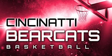 Cincinnati Bearcats Men's Basketball tickets
