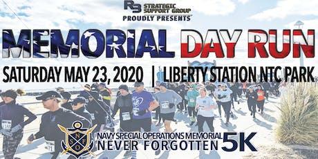 Navy Special Operations Memorial 5K tickets