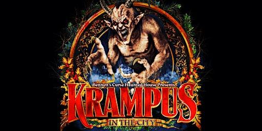 Krampus Haunted Christmas
