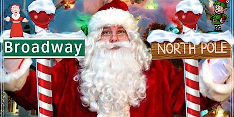 """Santa's NYC Sing-a-Long Adventure"" tickets"