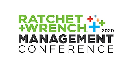 2020 Ratchet+Wrench Management Conference tickets