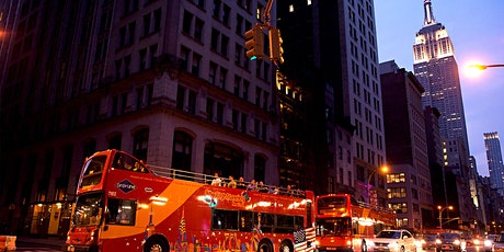 New York City Night Tour tickets