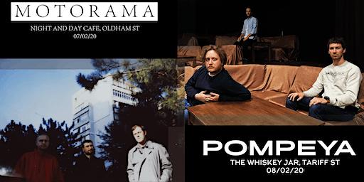 New Russias Festival 2020: Motorama + Pompeya