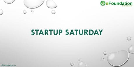 Startup Saturday - Find Your Co-Founder + Networking tickets