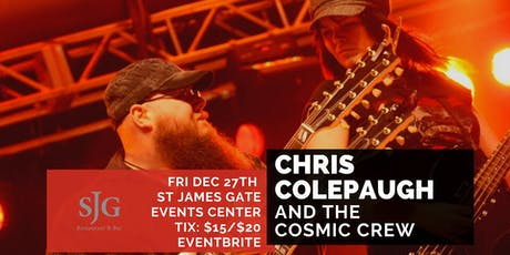 Chris Colepaugh and the Cosmic Crew tickets