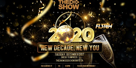 The Show Presents 2020 tickets