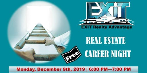 Free Real Estate Career Night