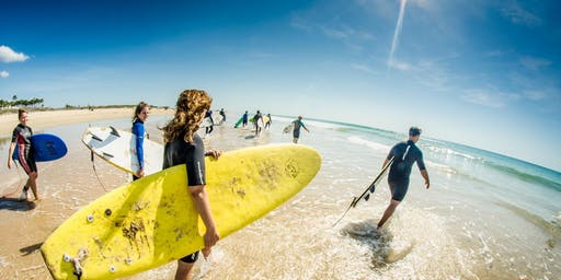 ★ Surf Experience ★ by MSE Malaga