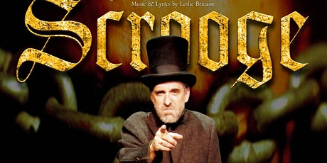 """Scrooge: Bah Humbug!"" tickets"