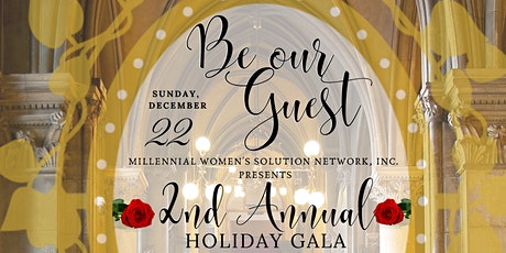 #MWSNetwork 2nd Annual Holiday Gala  tickets