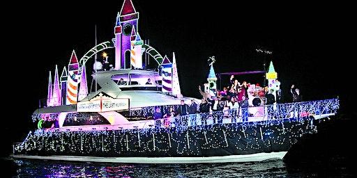 Christmas Boat Parade Cruise: Newport Harbor