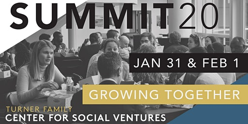 Summit 20: GROWING TOGETHER