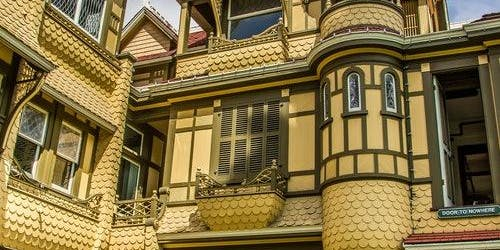Winchester Mystery House: Mansion Tour