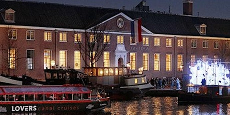 Amsterdam Light Festival - Open Top Boat tickets
