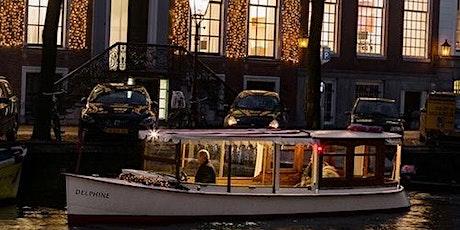 Amsterdam Light Festival - Historic Boat Experience tickets