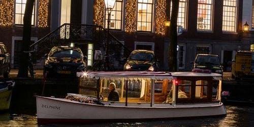 Amsterdam Light Festival - Historic Boat Experience