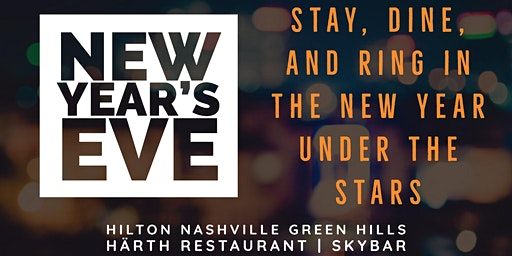 Nashville New Year's Eve in Green Hills
