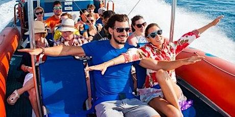Three Island High-Speed Ocean Rafting Cruise tickets