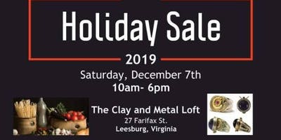 2nd Annual Holiday Sale