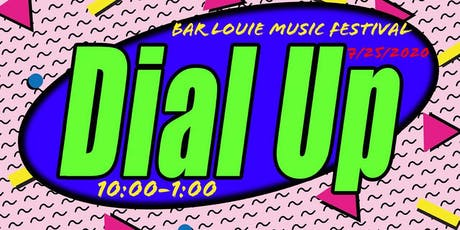 Dial Up at 2nd Annual Bar Louie Music Festival tickets