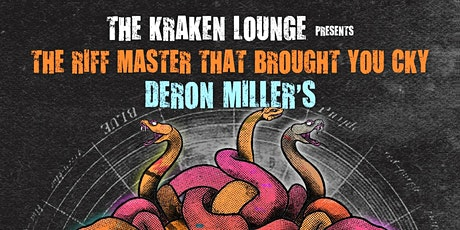 Deron Miller's 96 Bitter Beings Live @ The Kraken Lounge tickets