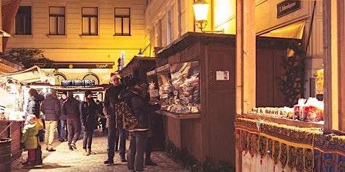Vienna Christmas Market Tour