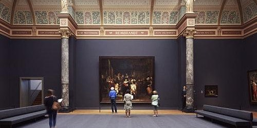 Rijksmuseum: 2-Hour Guided Tour in a Small Group