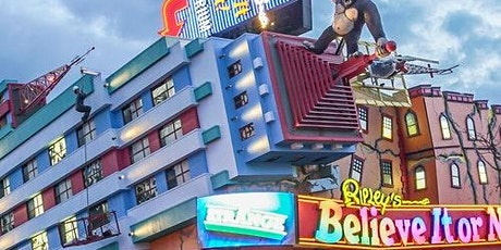 Ripley's Believe it or Not! Niagara Falls: Odditorium tickets
