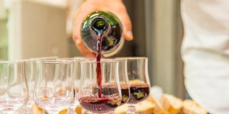 Wine, Sweet & Savory Food Walking Tour in English tickets