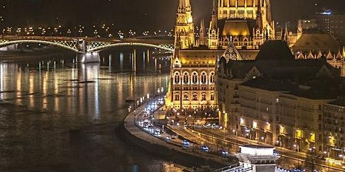 Budapest By Night Bus Tour & Robert Capa Contemporary Photography Center