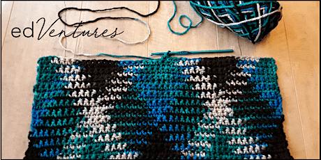 Yarn Pooling Crochet Workshop - Cat Candow tickets
