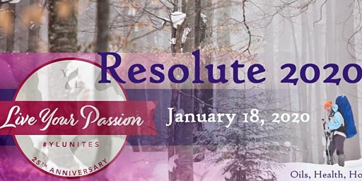 Resolute 2020 & Live Your Passion Rally