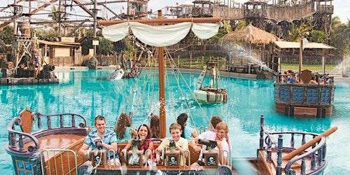 Warner Bros. Movie World, Sea World & Wet'n'Wild: Seven Day Super Pass