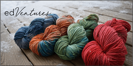 Indie Dyeing for Knitters Course – Anna Mathis tickets